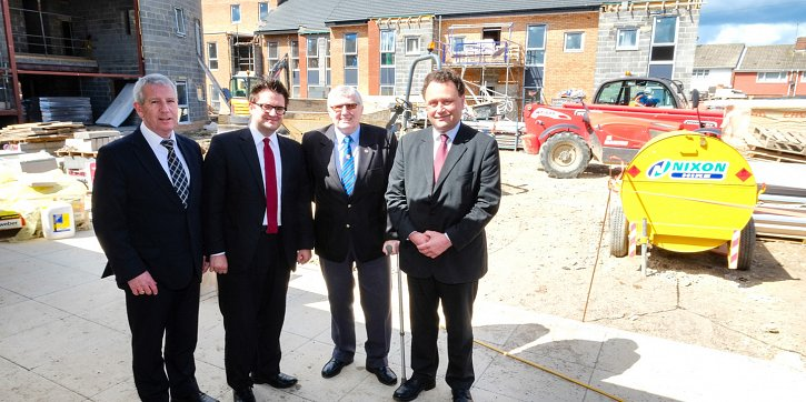 Local Councillors Welcome Careline Lifestyles to Hartlepool