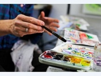 Personal Visions:    Paintings, Drawings by Residents of Careline Lifestyles Care Homes